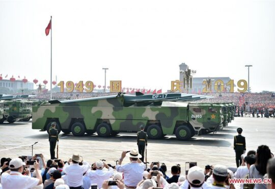 Op-Ed by Bill Greenwalt: China Already Outspends US Military? Discuss