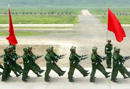 Debate feat. LtGen Chip Gregson – Why is China Turning Up the Heat on Taiwan?