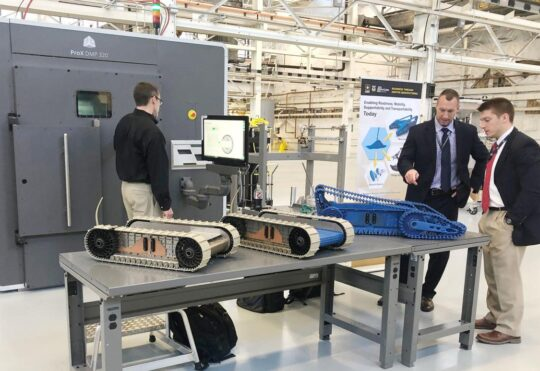 Case Study: Driving Advanced Manufacturing Capabilities at Rock Island Arsenal