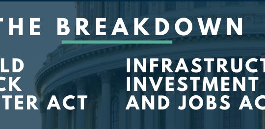 A Look Inside the Infrastructure Bills